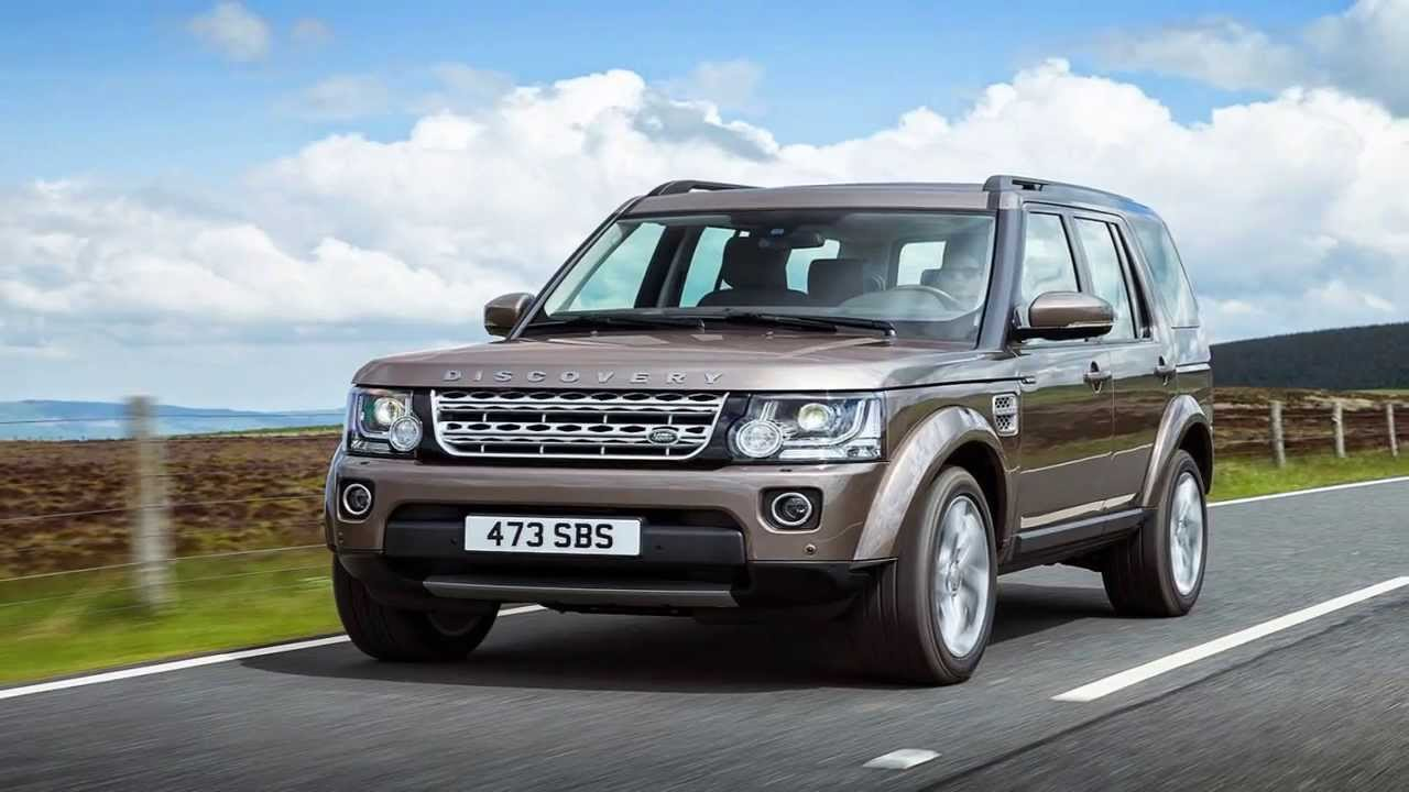 New land rover lr5