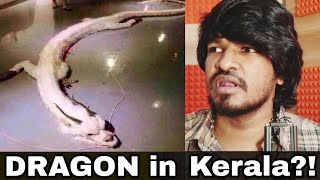 10 Crore Years Old Dragon Fish Found in Kerala?! | Tamil | Madan Gowri | MG