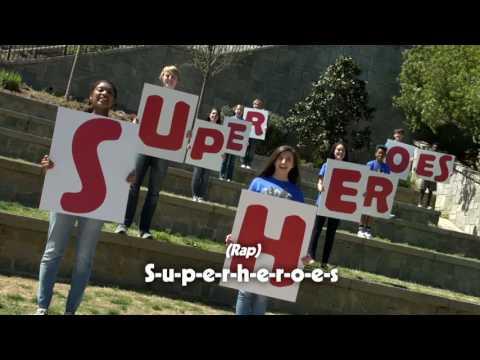 4 SUPERHEROES- Hero Central- VBS 2017- Rockingham