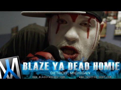 Interview: Blaze Ya Dead Homie