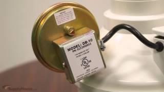 dbf110 dryer booster exhaust fan youtube
