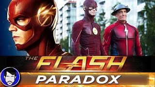 """The Flash Season 3 Episode 2 """"Paradox"""" Review & Easter Eggs!"""