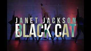 Black Cat - Janet Jackson | Kayla Janssen Choreography
