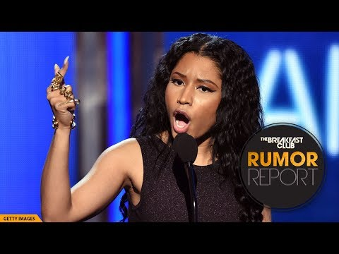 Nicki Minaj Shouts Out Female Influences, Plans To Call Out Haters 'One By One'