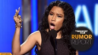 Nicki Minaj Shouts Out Female Influences, Plans To Call Out Haters \'One By One\'