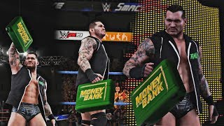 WWE 2K19 Mr. Money in the Bank Entrance CONCEPT feat. Randy Orton & the NEW Green MITB Briefcase!