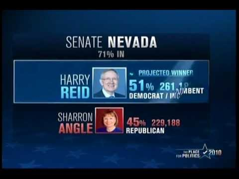 MSNBC 2010 Election Night Coverage Part 30