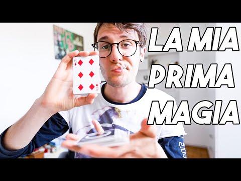 Il primo trucco di magia che ho imparato / Rispondo alle domande e Unboxing