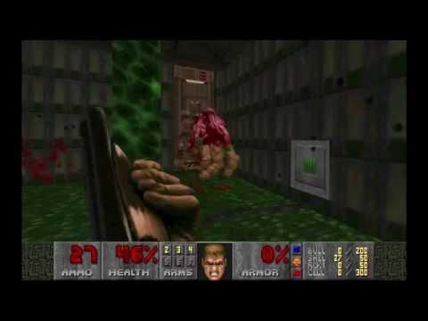 Doom - FirstMission.wad