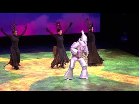 Westchester Broadway Theatre Presents The Wizard Of Oz.