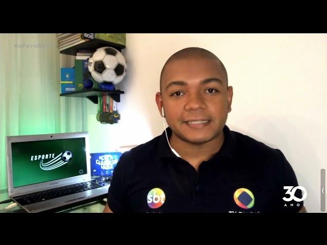 Hora de Esporte - 02 08 2021 - O Povo na TV