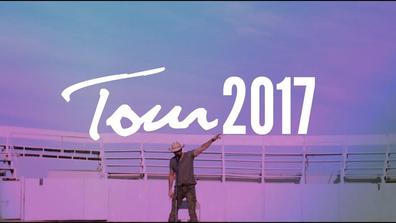 Dean Brody Beautiful Freakshow 2017 Tour