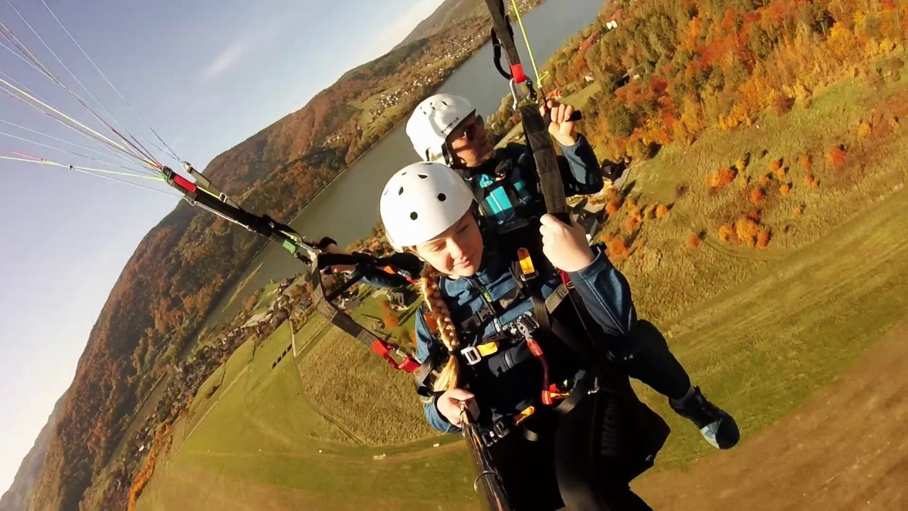 PARAGLIDING | Holiday in Poland