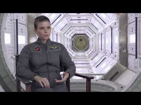 The Martian On Set Interview - Kate Mara