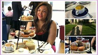 ♡ Afternoon Tea  | Vlogmas ♡ Thumbnail