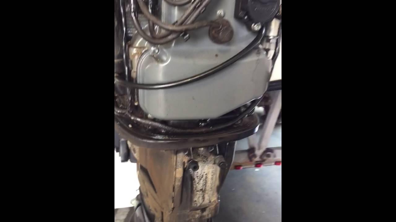 Suzuki DF 140 overheat issue