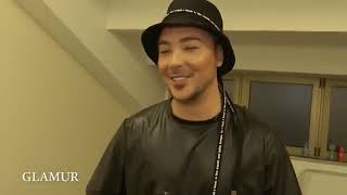 Milan Stankovic - Intervju - Glamur (TV Happy 2018)