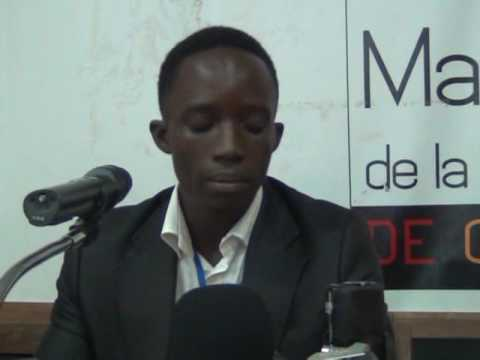Conférence de Presse du 16 Juin 2016 à la maison de la Présse