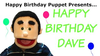 Happy Birthday Dave - Funny Birthday Song