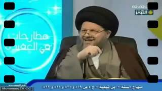 السيد كمال الحيدري يربح 1 مليون دولار من علماء السعودية