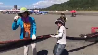 20170716 「這才是正港ㄟ人魚線!」宜蘭永續海洋研習營-牽罟活動!!影片縮圖