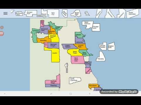 Chicago Map Puzzle
