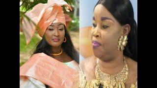Fatou Laobé et Penda Guissé hume le calumet de la paix