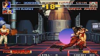 Kof 95  킹오브 파이터즈 95 닌자팀