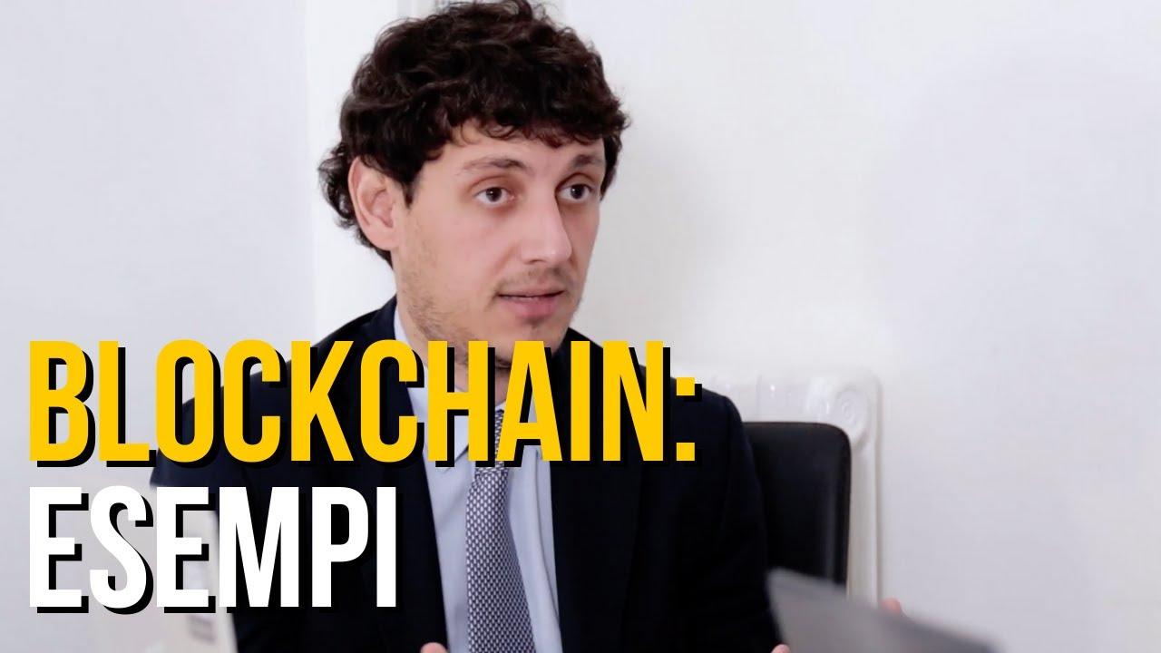 Quali Sono le Applicazioni della Blockchain?