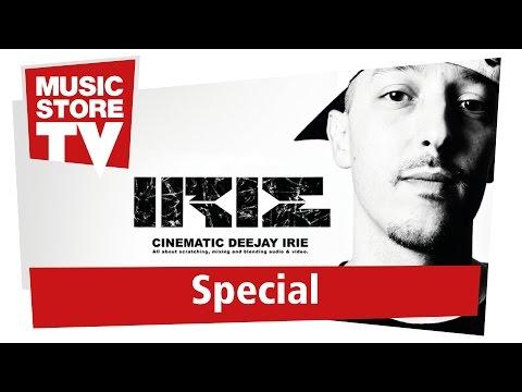 Deejay Irie 2015 DMC Visual DJ World Champion Live @ Music Store