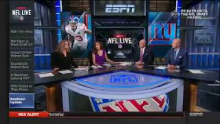NFL Live (March 28, 2018)Analysts break down the latest news....