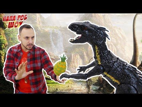 Папа Роб: обзор игры Jurassic Survival 13+