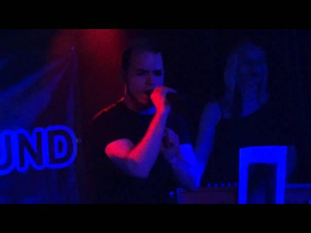 Schwarzbund - Scheinwelt (live@B58 Braunschweig 6.4.2013)