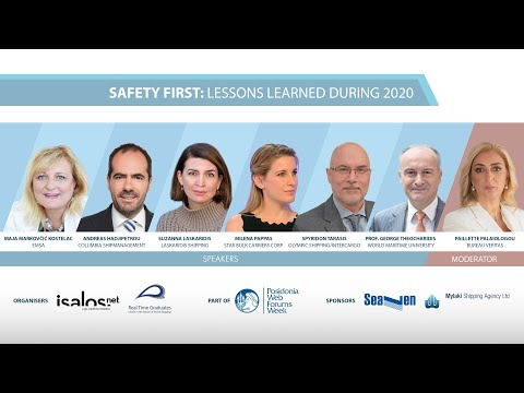 Isalos.net & RTG / Safety First: Lessons learned during 2020