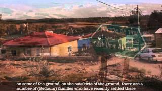 Umm al Heiran - a village under demolition threat