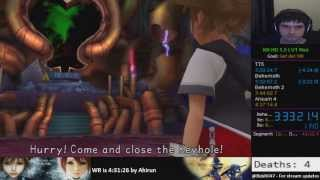 Kingdom Hearts HD 1.5 - LV1 Proud Mode Any% (4:18:11, Current World Record)