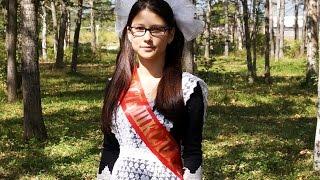 видео Школьное платье на последний звонок
