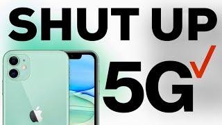 Shut Up about 5G