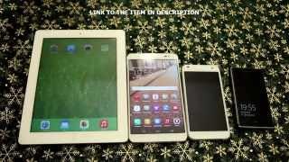 Original Huawei MediaPad X1 From ALIEXPRESS, China: Unboxing & Review