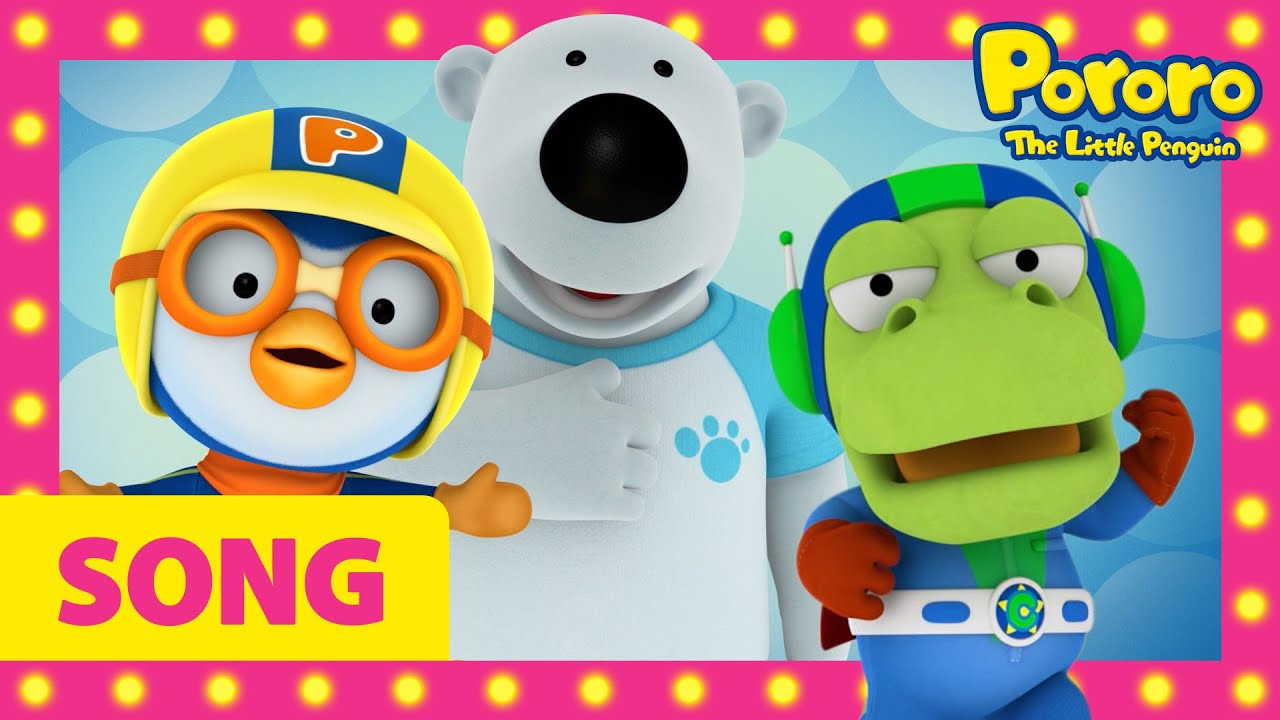 Wouldn't It Be Great! | Pororo's Sing Along Show! | Song for kids | Kids song