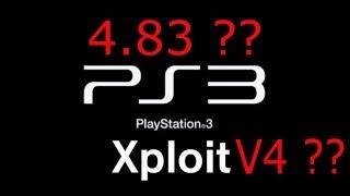 PS3XPLOIT V 4.83 / PS3XPLOIT V 4 , le point là dessus