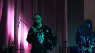 Château Noir - Shrine Of Adversaries - Live at Black Friday Fest, Chernivtsi, 29.03.2012