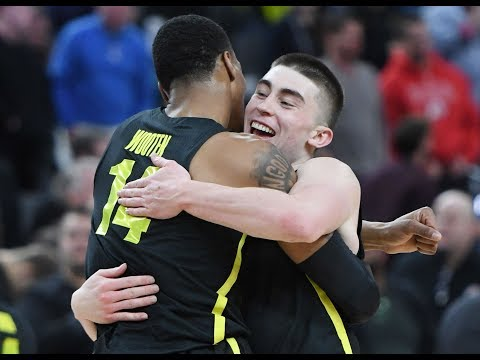 2019 Pac-12 Men's Basketball Tournament: No. 6 Seed Oregon Wins Tourney Title Over Top-seeded...