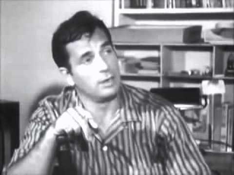 Jack KEROUAC évoque Louis-Ferdinand CÉLINE (Radio Canada, 1959)