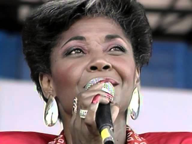 Nancy Wilson | Newport Jazz Festival | I Was Telling Him About You | 8/15/1987