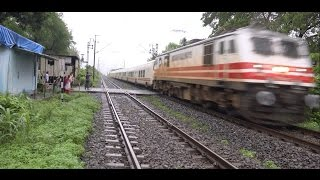 Acceleration Par Excellence by India's Latest & Fastest Train ( Spanish Talgo Train) in 4K
