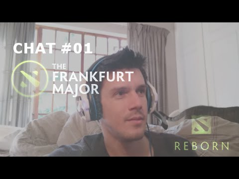 DotA 2 Chat #01 - Frankfurt Major and TI5 - CASTERS WERE EXCELLENT!!
