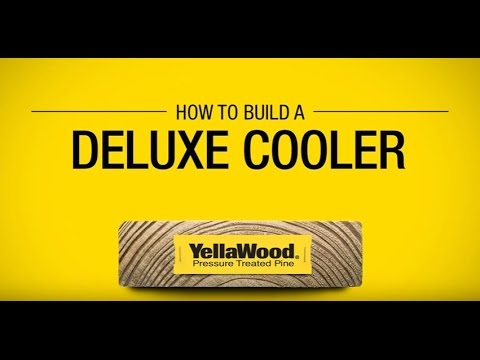 YellaWood® Cooler Project Plan
