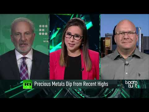 Boom Bust: Gold Gaining amid COVID-19 & US Officials Visit Taiwan