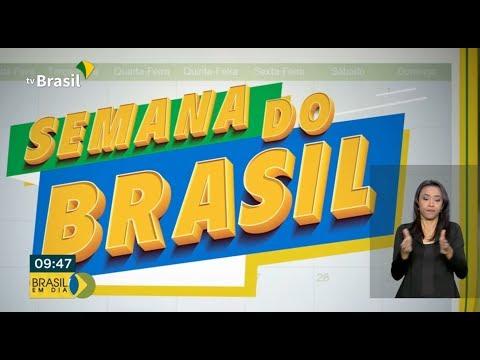 Brasil em Dia - 03 de setembro de 2019 from YouTube · Duration:  14 minutes 46 seconds